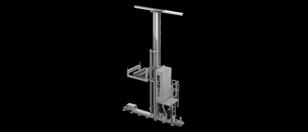 immagine sistema automatico di stoccaggio miniload
