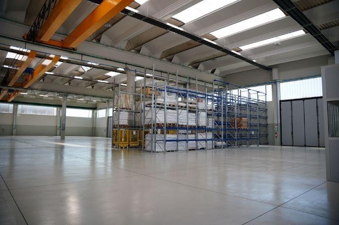 immagine interno nuova sede automha magazzini automatici