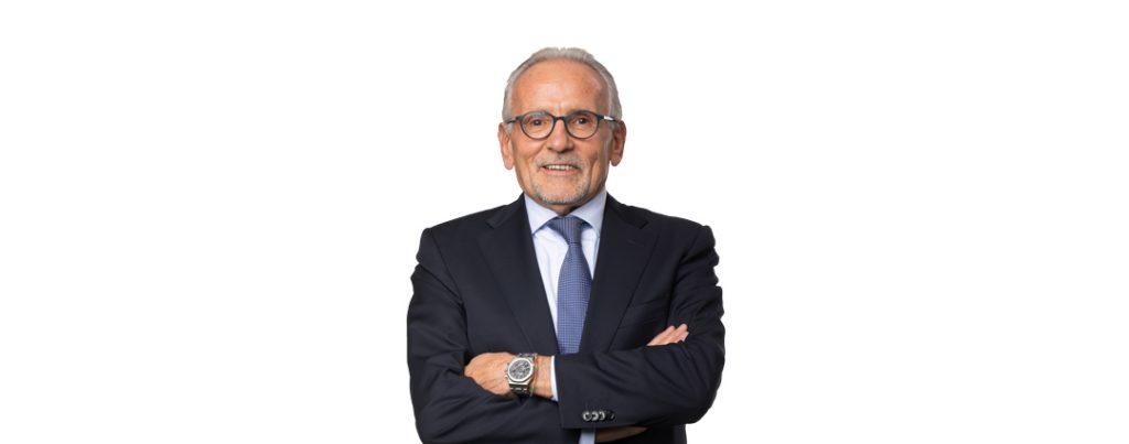 picture President Togni Franco