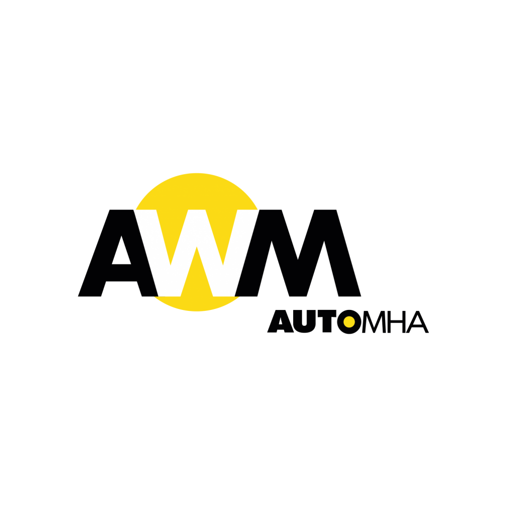 AWM logo software for managing automated warehouses